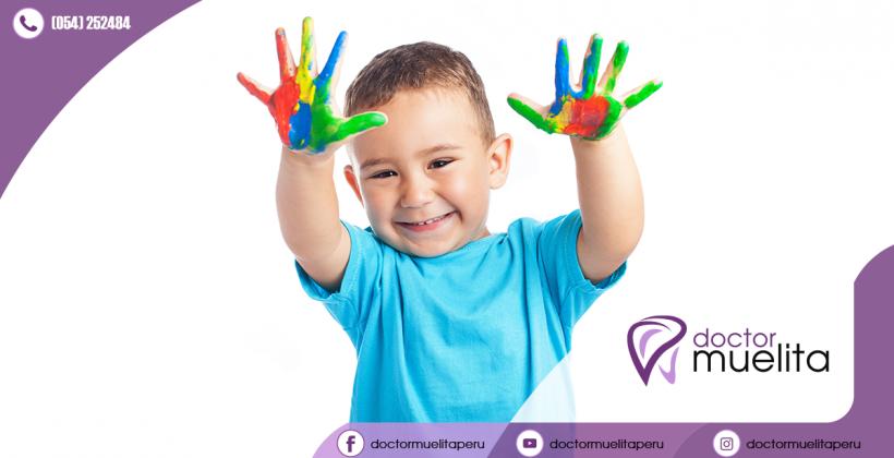 ¿Sabes a que edad debe ir tu Niño al dentista por primera vez?