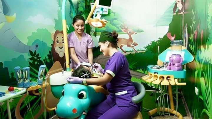 ¡Adiós al temor de los más pequeños de ir al dentista!