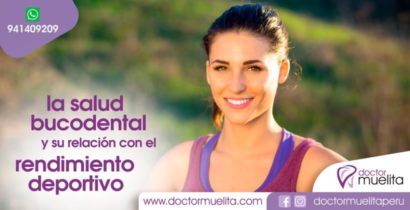 ATENCIÓN DEPORTISTAS ¿Sabían que la Salud Buco-Dental está íntimamente relacionada con el Rendimiento Deportivo?