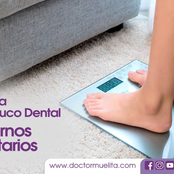 Daños a la Salud Buco-Dental por TRASTORNOS ALIMENTARIOS